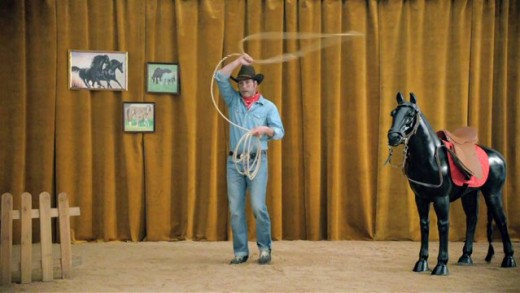 Rexona – Cowboy sailor king
