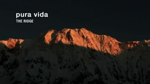 Pura Vida/The Ridge – Largometraje Documental